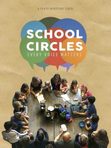 School Circles poster - sociocracy for schools